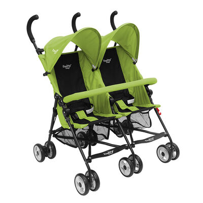 Coche Paraguas Doble Baby Way BW 120G17