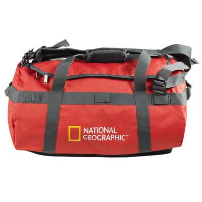 Bolso Duffle National Geographic 50L Rojo