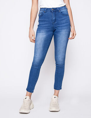 Jeans Push Up Mujer Ellus