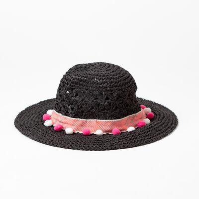 Sombrero Mujer Icono