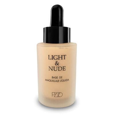 Base  Light & Nude 01 Petrizzio