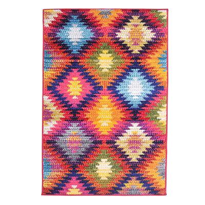 Alfombra de Pasillo Mashini Frise Boutique Arlequin 60 x 110 cm