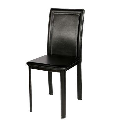 Silla Spazzio Royal negro