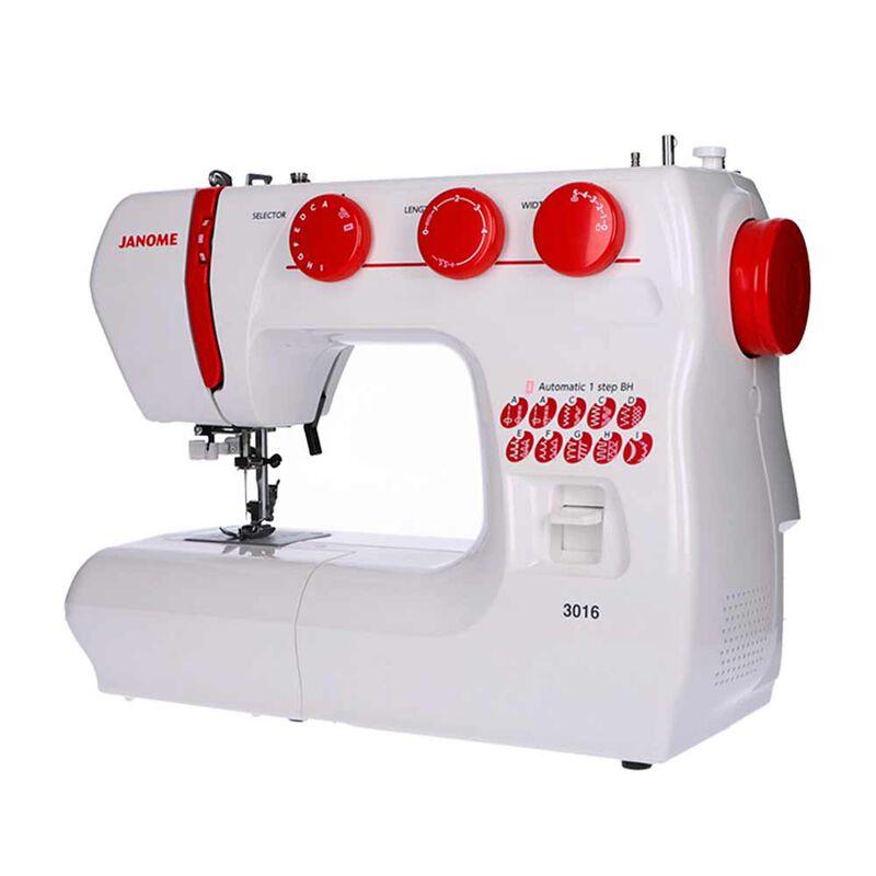 Máquina de Coser Janome 3016
