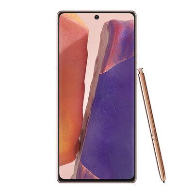 "Celular Samsung Galaxy Note20 256GB 6.7"" Mystic Bronze Liberado"