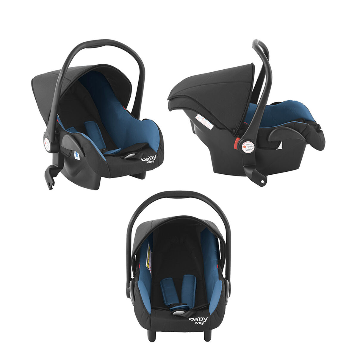 Coche Baby Way Travel System BW413B181