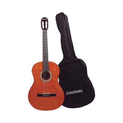 "Guitarra Clásica Suzuki 39"" Caoba"