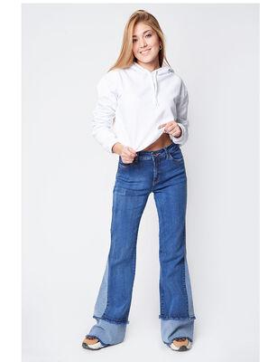 Jeans Regular Mujer Santissima Muni