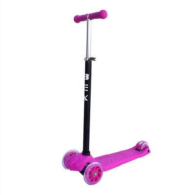 Scooter Rosado 3 Ruedas Bex 56 Cm