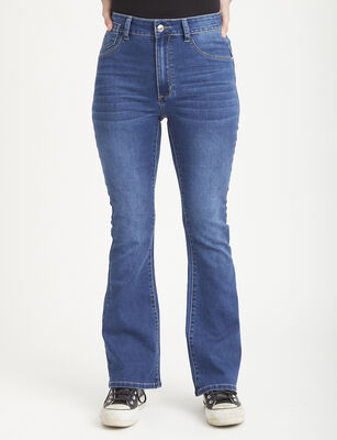 Jeans Flare Mujer Icono