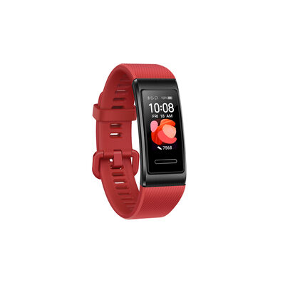 Smartband Huawei 4 PRO Carmelian Roja