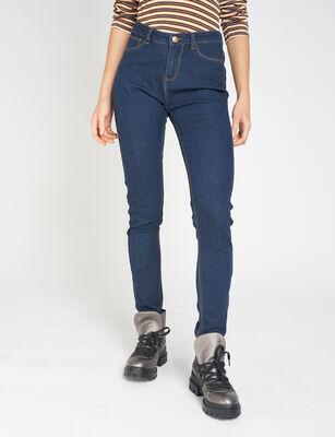 Jeans Tiro Alto Mujer Icono
