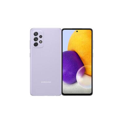 """Celular Samsung Galaxy A72 LTE 128GB 6,7"""" Violet Liberado"""