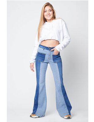 Jeans Regular Mujer Santissima Milad