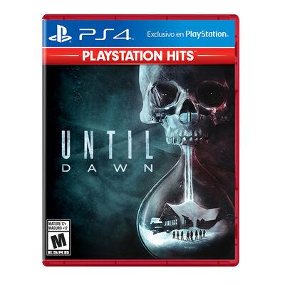 Juego PS4 Until Dawn