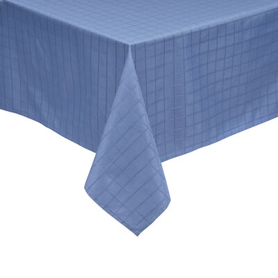 Mantel Mashini Netto Azul 180 x 180 cm