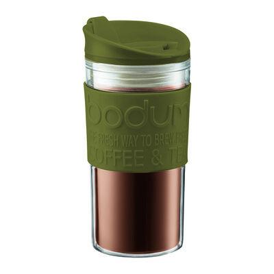 Mug Doble Pared Bodum 1103-945OL Olivo 350 ml