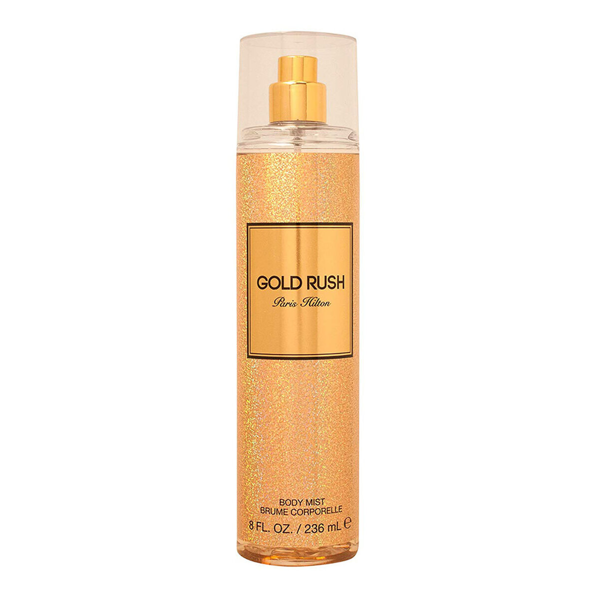 Body Mist Gold Rush Paris Hilton 236 ml