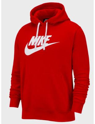 Polerón de Algodón Deportivo Hombre Nike
