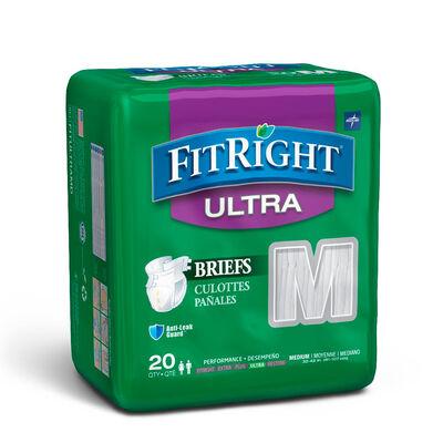 Pañales para adultos Fitright Restore talla L 20unids