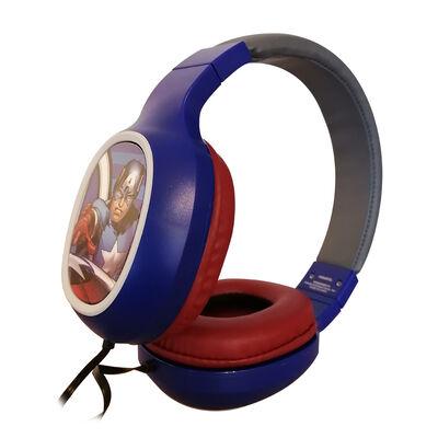 Audífonos Over Ear Capitán América Vivitar