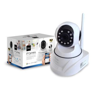Cámara de Seguridad MLab Plug and Play Wi-fi RJ45 720p
