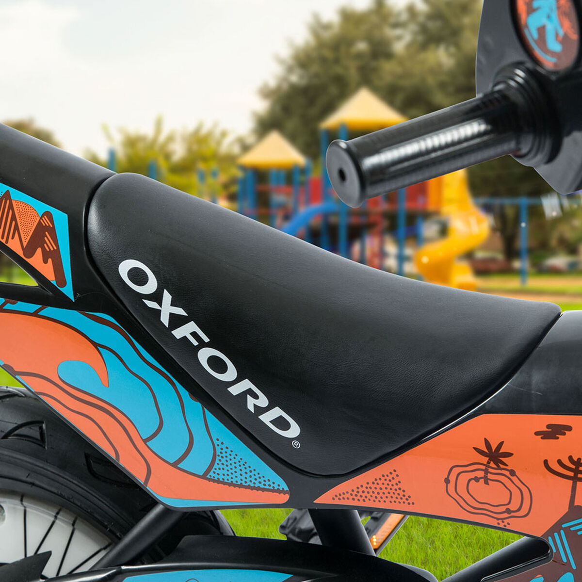 Bicicleta Infantil Niño Oxford Aro 12