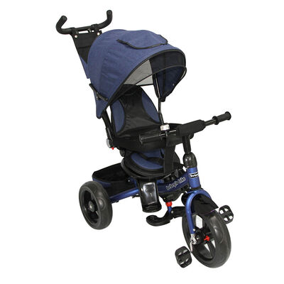 Triciclo Reversible One Click RS-4065Q Azul