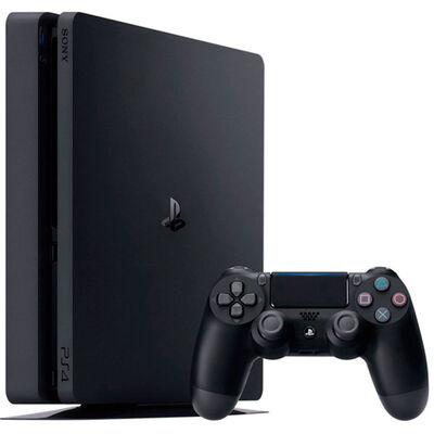 PS4 500 GB Reacondicionada de fábrica + 1 mando inalámbrico Dualshock.