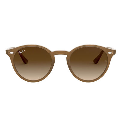 Lentes Ray Ban Round Arista Light Brown