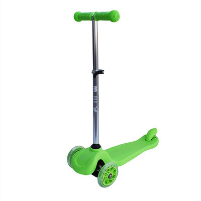 Scooter Verde 3 Ruedas Bex