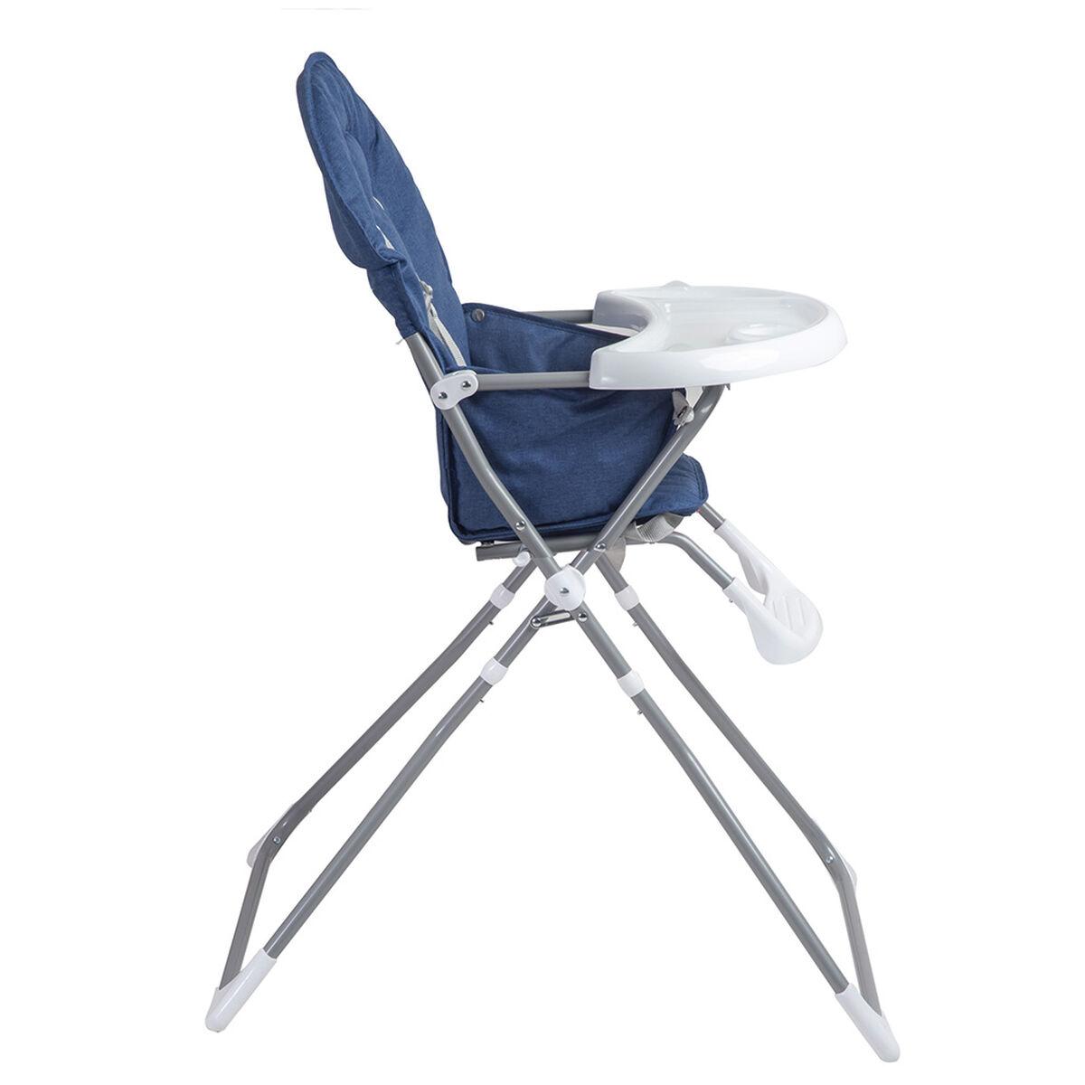 Silla de Comer Vectra K06SX Azul