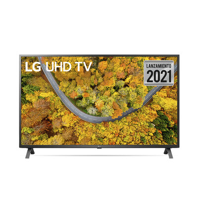 "LED 50"" LG 50UP7500PSF Smart TV 4K UHD 2021"