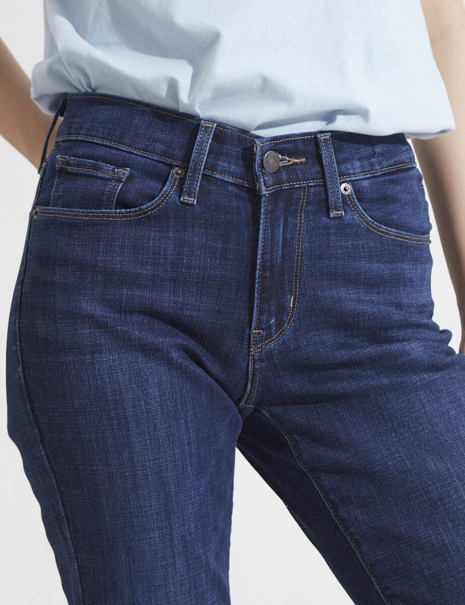 Jeans Bootcut Mujer Levis