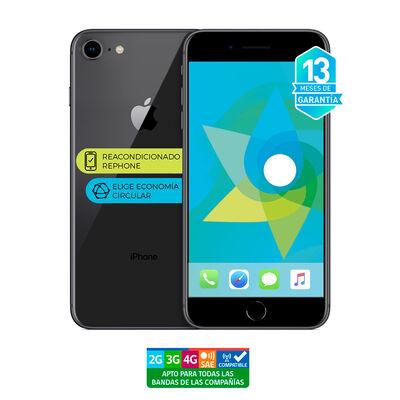 "Celular Apple Iphone 8 256GB 4.7"" ReacondicionadoGris Liberado"