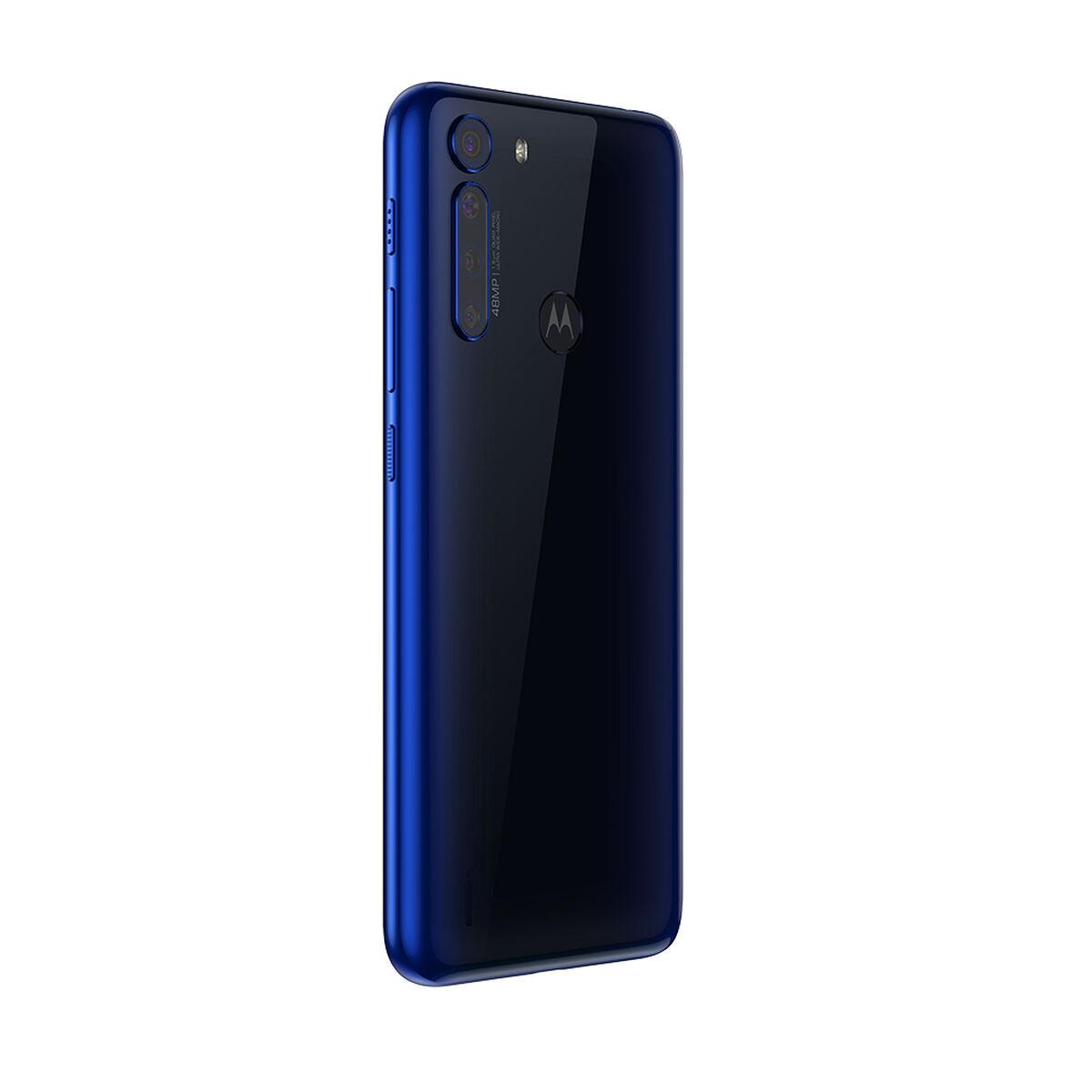 "Celular Motorola One Fusion 64GB 6,51"" Azul WOM"