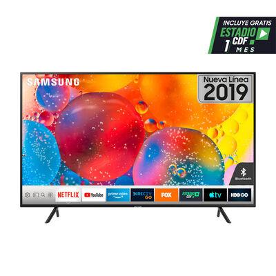 "LED 55"" Samsung UN55RU7100GXZS Smart TV 4K Ultra HD"