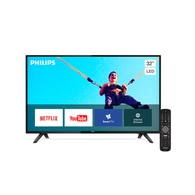 "LED 32"" Philips 32PHD5813 Smart TV HD"