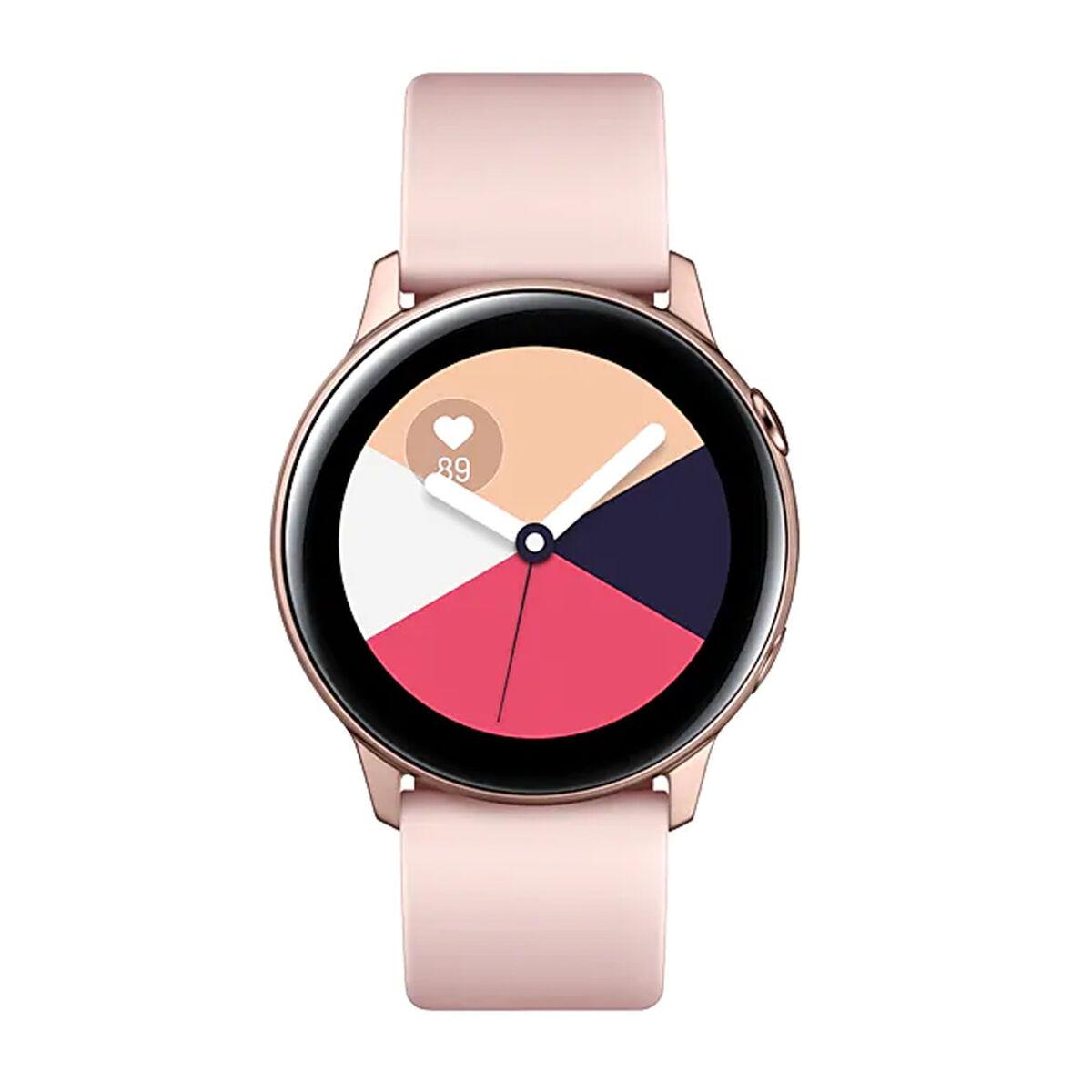 "Smartwatch Samsung Galaxy Watch R500 Active 1,1"" Rosa"