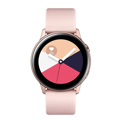 "Smartwatch Samsung Galaxy Watch R500 Active 1,1"" Rosa"