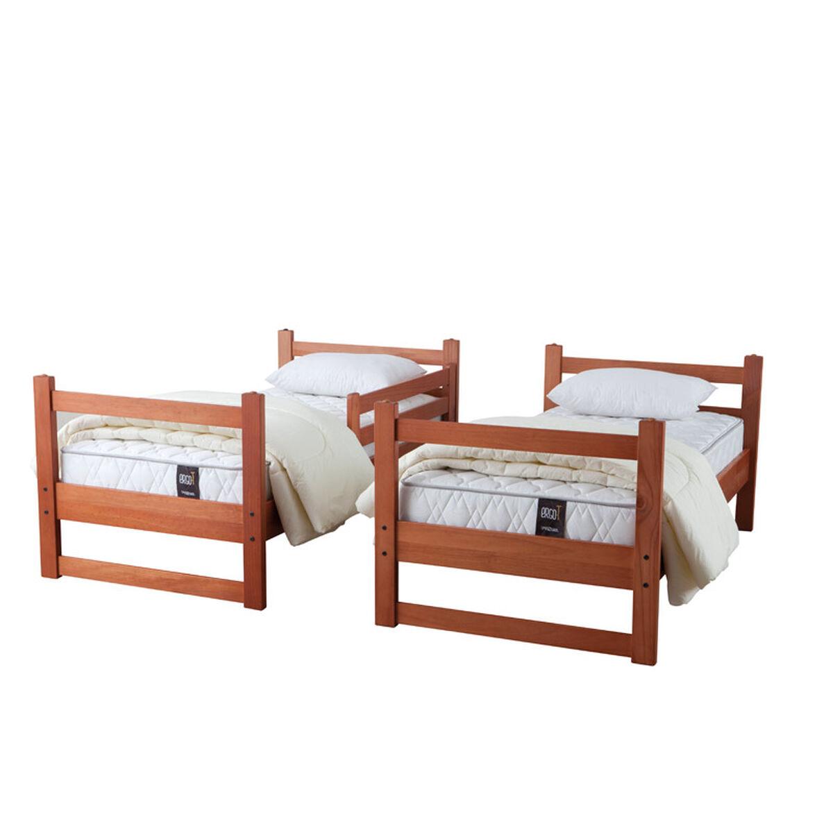 Camarote 1 plaza Rosen Ergo-T + 2 Colchones + Textil