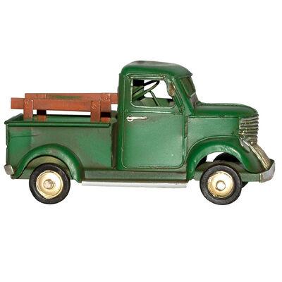 Adorno Camion Verde