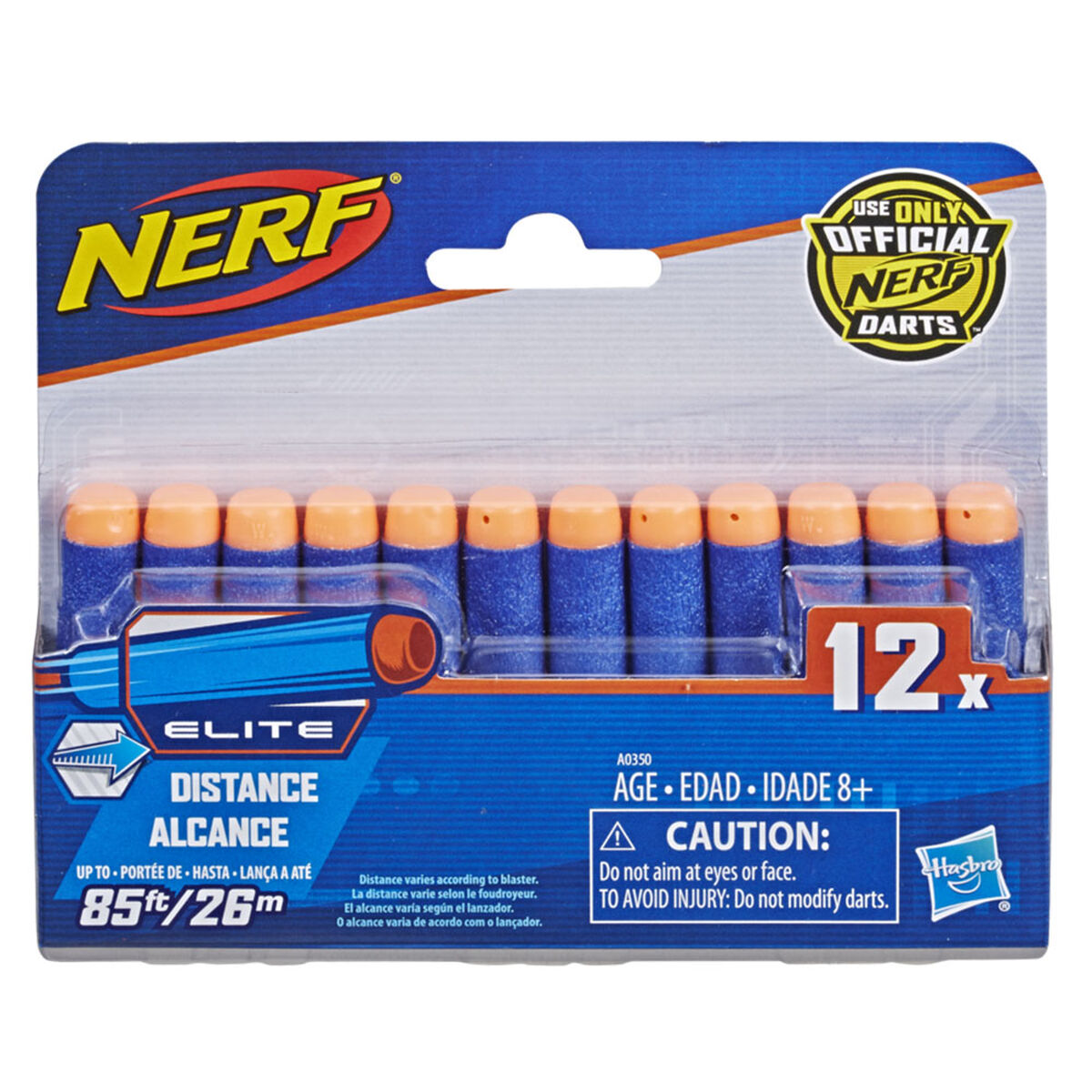 Nerf Elite Repuesto 12 Dardos