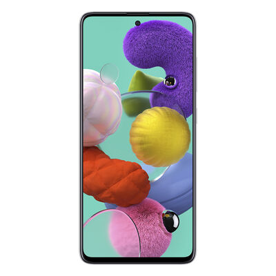 "Celular Samsung Galaxy A51 128GB 6,5"" Blanco Liberado"