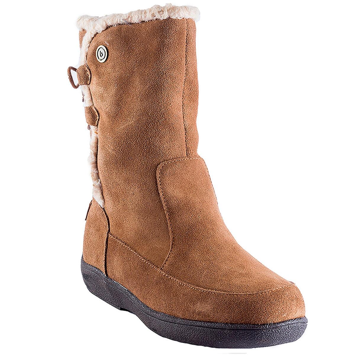 Bota Bamers Mujer Alpine Leather
