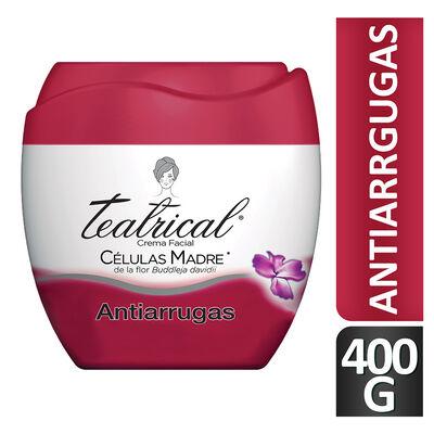 Teatrical Crema Facial Antiarrugas 400 gr