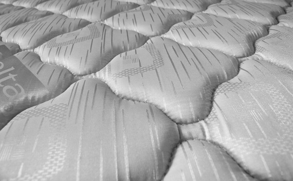 Camarote Madera Texas 1 Plaza + Colchones New Atlantis + Textil