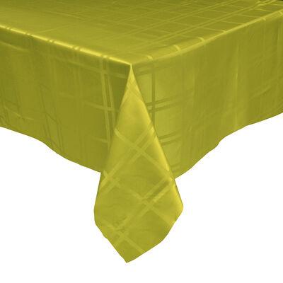 Mantel Roma Rectangular Verde 150 X 210 Cm