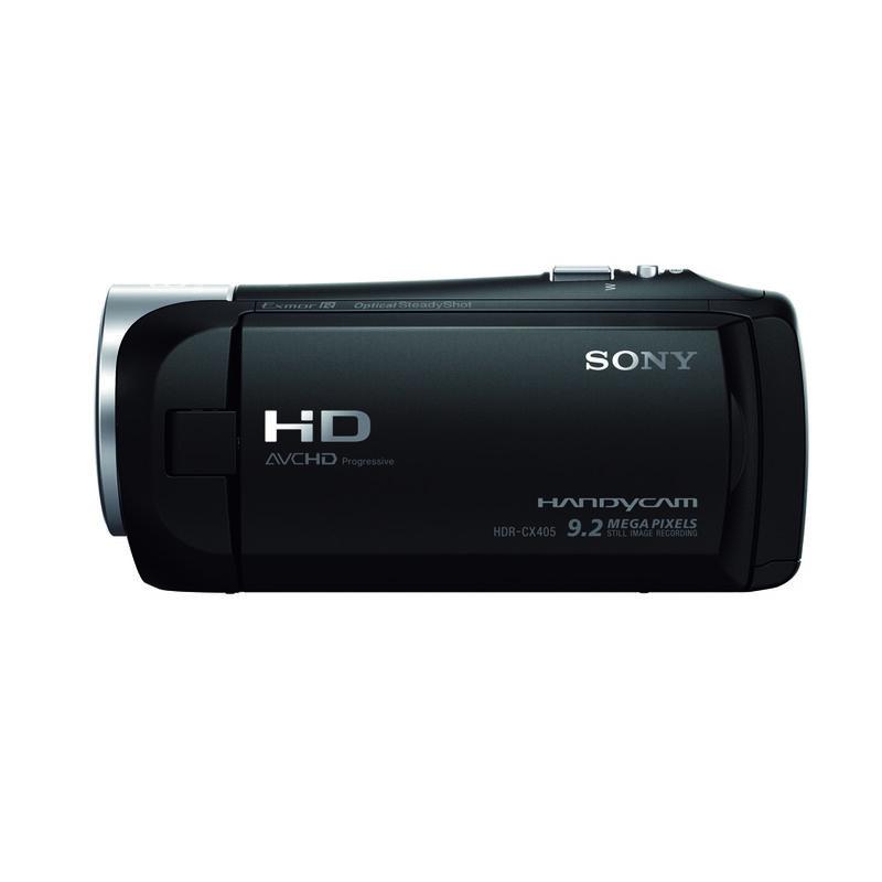 Cámara de Vídeo Sony HDR-CX 405 2.29 MP