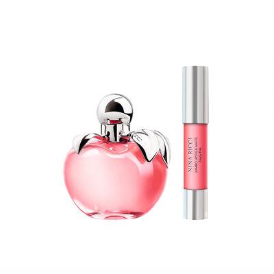 Estuche Nina EDT 50 ml + Lipstick